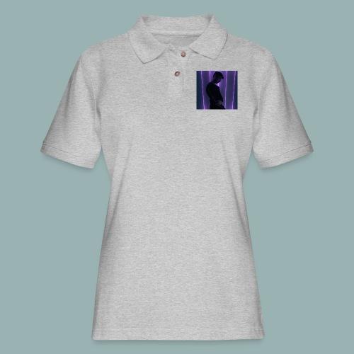 Europian - Women's Pique Polo Shirt