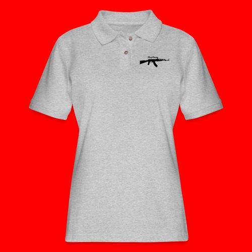 OxyGang: AK-47 Products - Women's Pique Polo Shirt