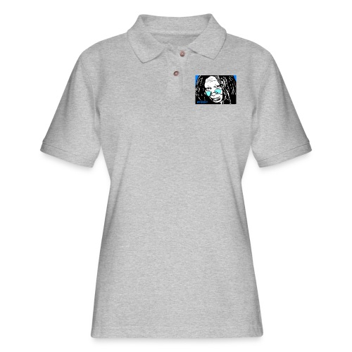 WHOOPI - Women's Pique Polo Shirt