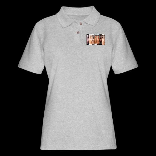 Hong Kong 2018 BILLBOARD - Women's Pique Polo Shirt