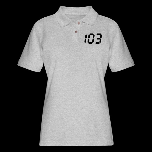 perfect 103 - Women's Pique Polo Shirt