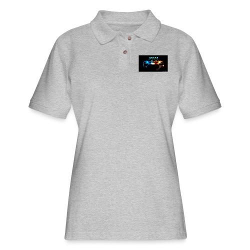 image - Women's Pique Polo Shirt