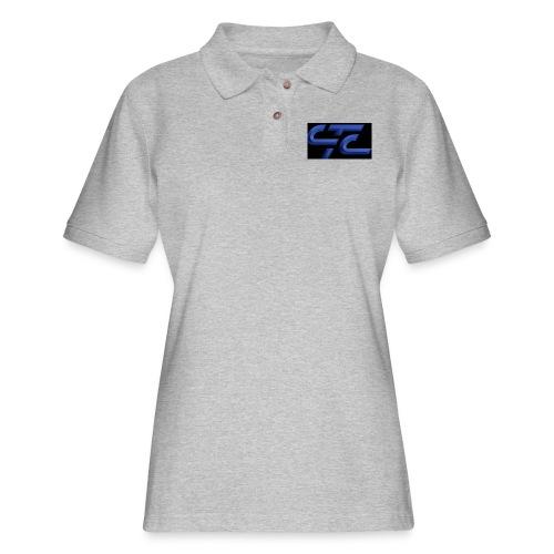 4CA47E3D 2855 4CA9 A4B9 569FE87CE8AF - Women's Pique Polo Shirt
