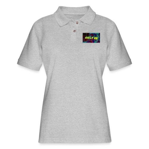 The DailyDB - Women's Pique Polo Shirt