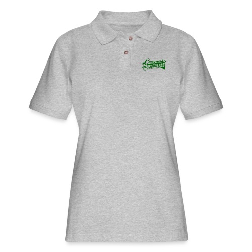 Languish Labourer's Baseball - Women's Pique Polo Shirt