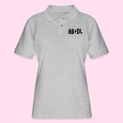 ABDL Rock - Women's Pique Polo Shirt