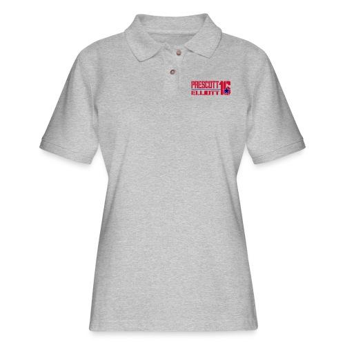 Prescott/Elliott 16 - Women's Pique Polo Shirt