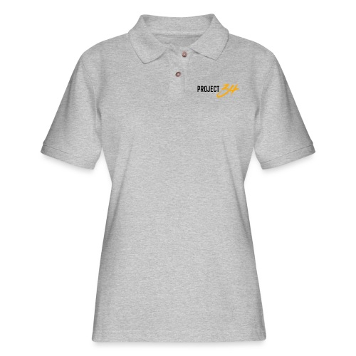 Project 34 - Pittsburgh - Women's Pique Polo Shirt