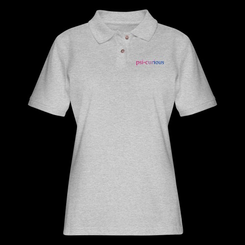 psicurious - Women's Pique Polo Shirt