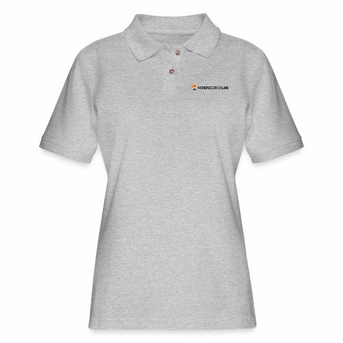 monerocoin online dar - Women's Pique Polo Shirt