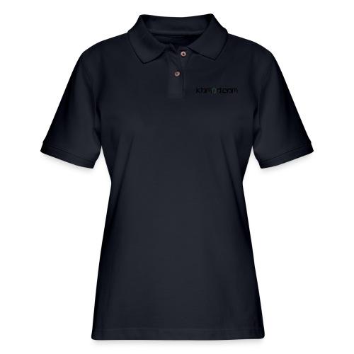 kbmoddotcom - Women's Pique Polo Shirt
