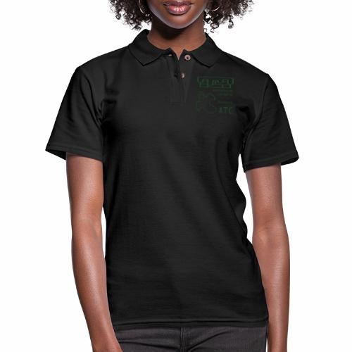 Bugbusters - Women's Pique Polo Shirt