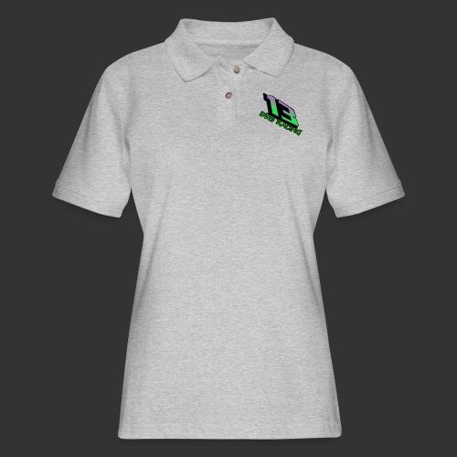 13 copy png - Women's Pique Polo Shirt