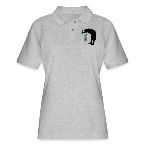 drunkpatron - Women's Pique Polo Shirt