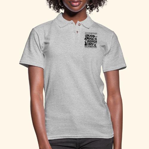 PMOTPD2021 SHIRT - Women's Pique Polo Shirt