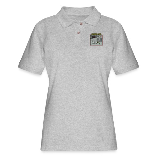 Armor Geek - Women's Pique Polo Shirt