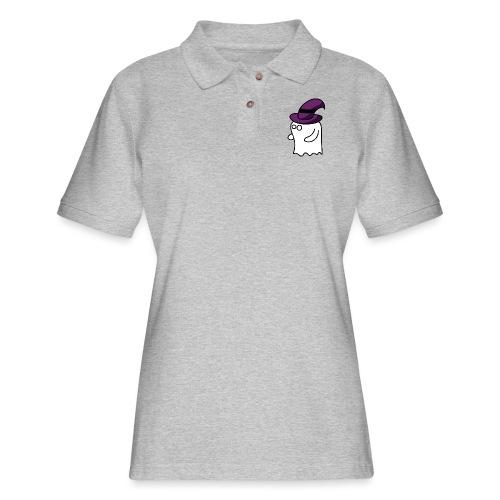 Little Ghost - Women's Pique Polo Shirt