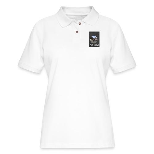 ABSYeoys merchandise - Women's Pique Polo Shirt