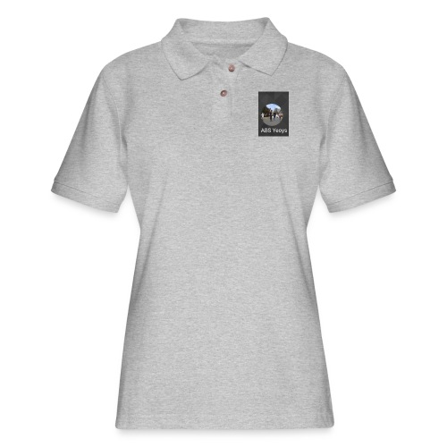 ABSYeoys merchandise - Women's Pique Polo Shirt