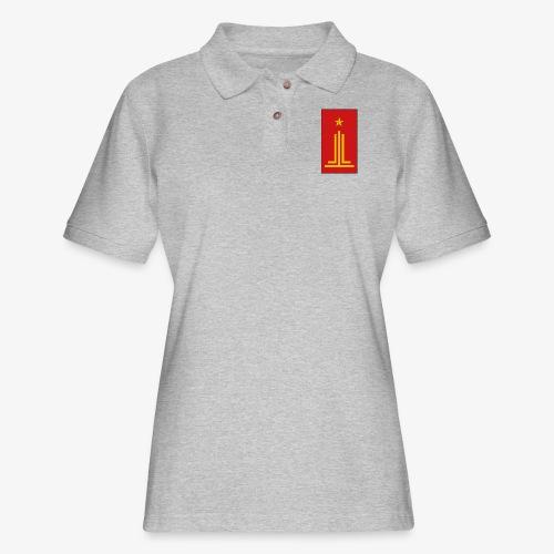 PPG - Women's Pique Polo Shirt