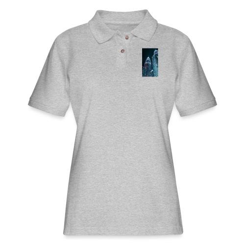 C0618608 28FC 4668 9646 D9AC4629B26C - Women's Pique Polo Shirt