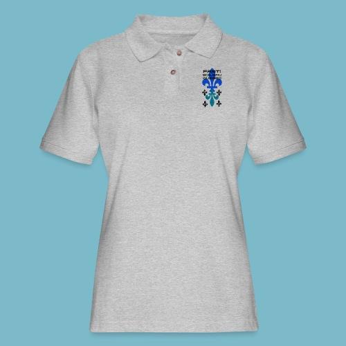 party boileau 9 - Women's Pique Polo Shirt