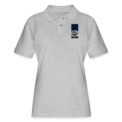 minotaur5 - Women's Pique Polo Shirt