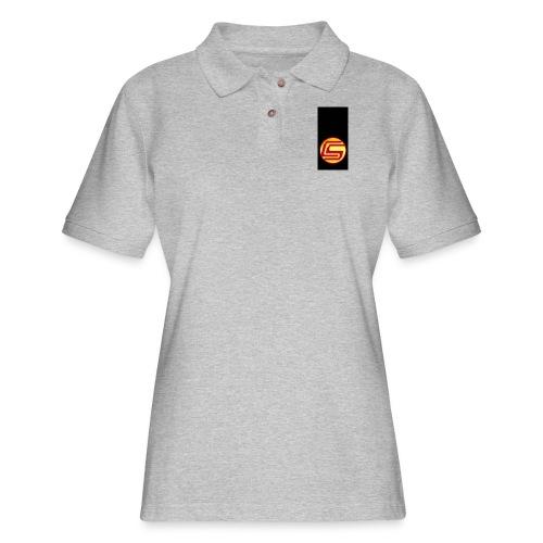 siphone5 - Women's Pique Polo Shirt