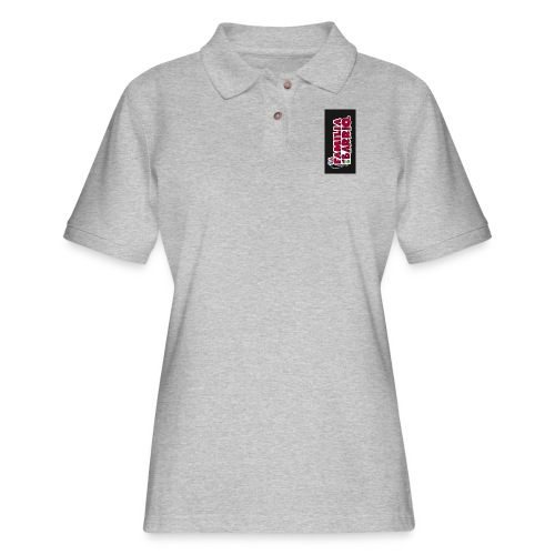 case2biphone5 - Women's Pique Polo Shirt