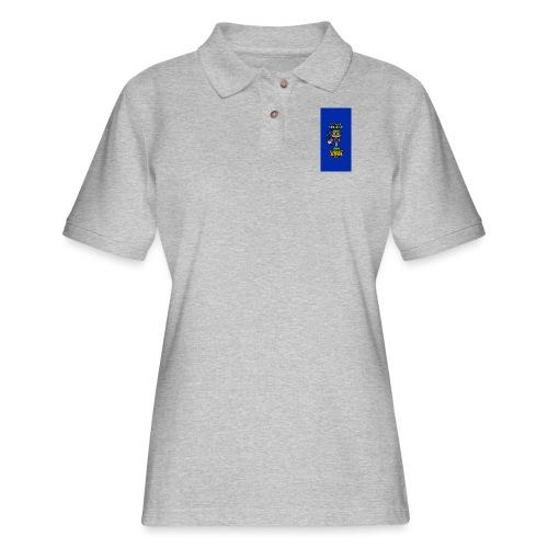 friendly i5 - Women's Pique Polo Shirt