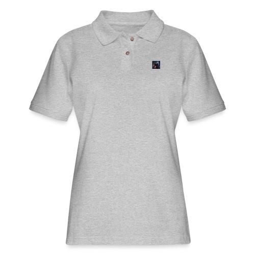TheMiniGamer Shop - Women's Pique Polo Shirt