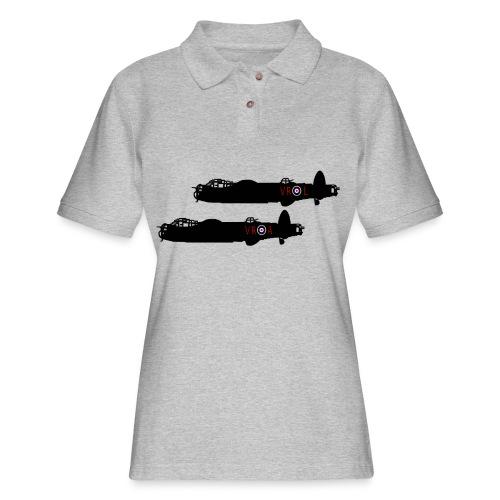 2 Lancaster VR L & A - Women's Pique Polo Shirt