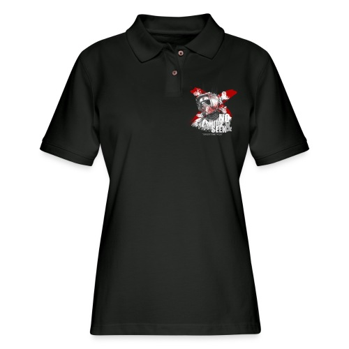 No hide & Seek - Women's Pique Polo Shirt