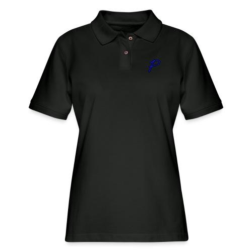 P for ptolome - Women's Pique Polo Shirt