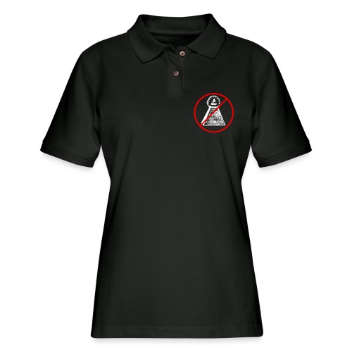 Illuminati - Women's Pique Polo Shirt