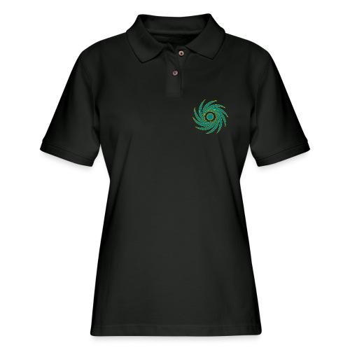 Whirl - Women's Pique Polo Shirt