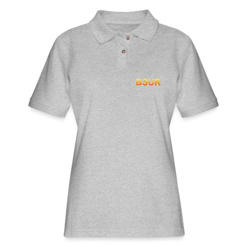 BSUR be as you are - Women's Pique Polo Shirt