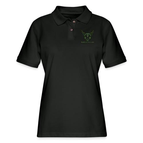 ModGoblin mouse pad - Women's Pique Polo Shirt
