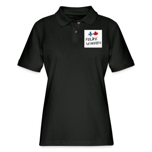 Profile Picture jpg - Women's Pique Polo Shirt