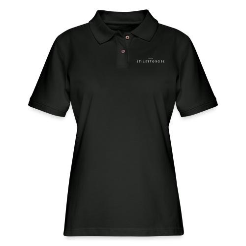 StilettoBoss Bar - Women's Pique Polo Shirt