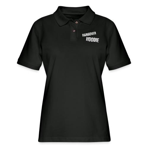 Hangover Hoodie - Women's Pique Polo Shirt