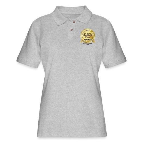 Supporters Collection - Women's Pique Polo Shirt