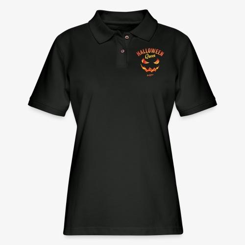 Halloween Queen - Women's Pique Polo Shirt