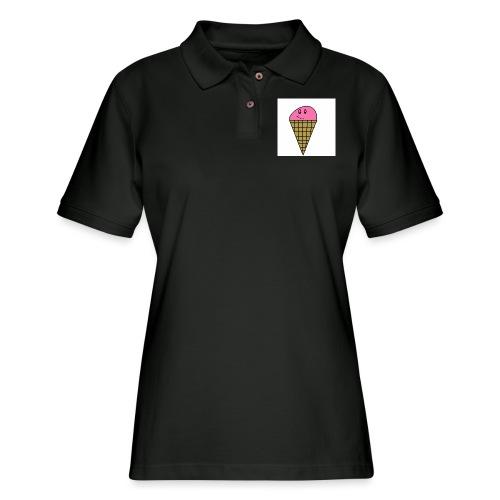 ICE CREAM - Women's Pique Polo Shirt