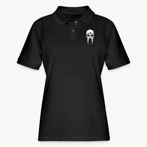 saga - Women's Pique Polo Shirt