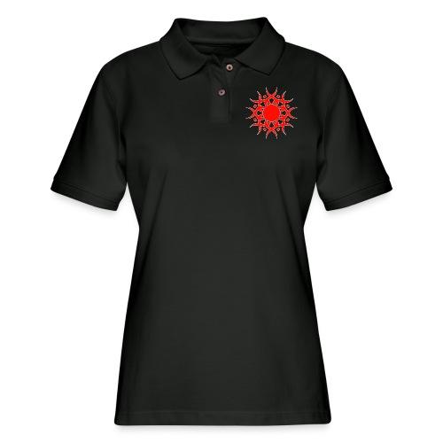 Sunshine - Women's Pique Polo Shirt