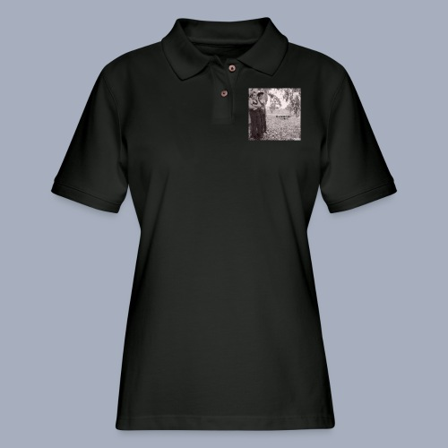 dunkerley twins - Women's Pique Polo Shirt