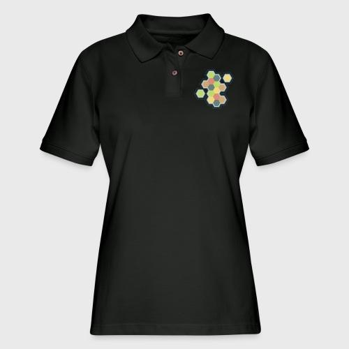 Settlers of Catan - Women's Pique Polo Shirt