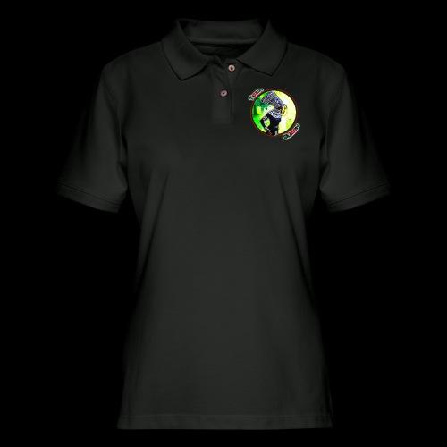 Tech Queen - Women's Pique Polo Shirt