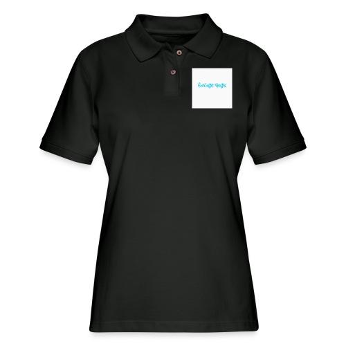 BBE7B1B4 6044 42AF A152 48208328D2C8 - Women's Pique Polo Shirt